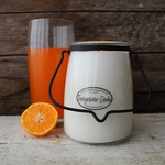 NEW! - Tangerine Soda 22 oz. Butter Jar Candle by Milkhouse Candle Creamery | 22 oz. Butter Jar Candles by Milkhouse Candle Creamery