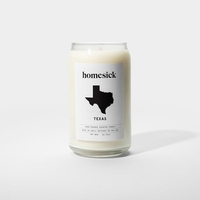 NEW! - Texas 13.75 oz. Jar Candle by Homesick