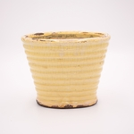 NEW! - Thai Pear Ribbed Vase Candle Swan Creek Candle | Swan Creek Candles Closeouts
