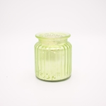 NEW! - Thai Pear Small Gilded Glass Jar Candle Swan Creek Candle | NEW! - Small Gilded Glass Jar Candle Swan Creek Candle