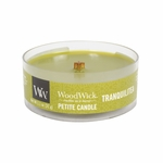 CLOSEOUT-Tranquilitea Petite WoodWick Candle | Discontinued & Seasonal WoodWick Items!