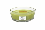 CLOSEOUT-Tranquilitea WoodWick Candle 16 oz. HearthWick Flame | Discontinued & Seasonal WoodWick Items!