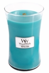 Tropical Oasis WoodWick Candle 22 oz. | WoodWick Spring & Summer Clearance