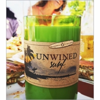Unwined Surf Candles