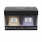 Vanilla Bean & Lavender Spa 10 oz. Candle Gift Set by WoodWick | WoodWick Gift Sets