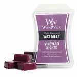 CLOSEOUT-Vineyard Nights WoodWick 3 oz. Hourglass Wax Melt | Discontinued & Seasonal WoodWick Items!
