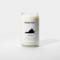 CLOSEOUT - Virginia 13.75 oz. Jar Candle by Homesick