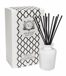 White Coral Musk Reed Diffuser Set by Aquiesse | Reed Diffuser Sets by Aquiesse