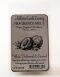 White Driftwood & Coconut Fragrance Melt by Milkhouse Candle Creamery | Fragrance Melts by Milkhouse Candle Creamery