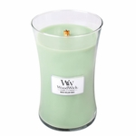 White Willow Moss WoodWick Candle 22 oz. | Woodwick Candles 22 oz. Large Jars