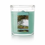 CLOSEOUT - Wild Ivy 22 oz. Oval Jar Colonial Candle | Colonial Candle Closeouts