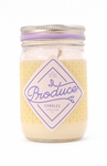 CLOSEOUT - Wildflower 9 oz. Produce Candle | Produce Candles