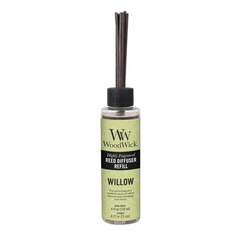 Willow WoodWick 4 oz. Reed Diffuser REFILL