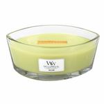 Willow WoodWick Candle 16 oz. HearthWick Flame | HearthWick Ellipse Glass Candles