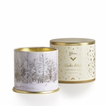 NEW! - Winter White Large Tin Illume Candle | Holiday Collection by Illume Candles