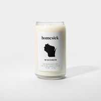 NEW! - Wisconsin 13.75 oz. Jar Candle by Homesick
