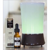 WoodWick Aroma Diffuser & Oils
