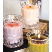 NEW - WoodWick Cameo Hourglass Candles