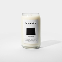NEW! - Wyoming 13.75 oz. Jar Candle by Homesick