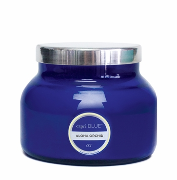 No. 3 - Aloha Orchid Signature Jar Candle by Capri Blue