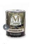 Outdoorsman 15 oz. Paint Can MANdle by Eco Candle Co. | MANdle 15 oz. Paint Can Candles by Eco Candle Co.