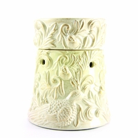 CLOSEOUT - Partridge Gloss Gold Radiant Fragrance Warmer