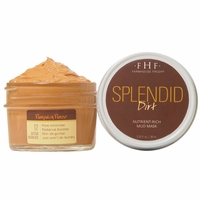 Pumpkin Splendid Dirt Mud Mask 3.25 oz. by Farmhouse Fresh