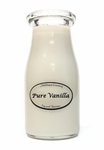 Pure Vanilla 8 oz. Milkbottle Candle by Milkhouse Candle Creamery | 8 oz. Milkbottle Candles by Milkhouse Candle Creamery