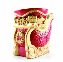 CLOSEOUT - Red Sleigh Radiant Fragrance Warmer