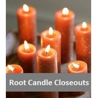 Root Candle Closeouts