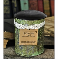 Spiced Tin Collection by Himalayan Candles