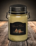 Spiced Pear 26 oz. McCall's Classic Jar Candle | 26 oz. McCall's Classic Jar Candles