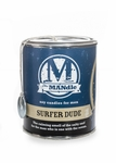 Surfer Dude 15 oz. Paint Can MANdle by Eco Candle Co. | MANdle 15 oz. Paint Can Candles by Eco Candle Co.