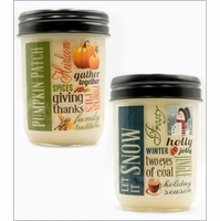 Swan Creek Holiday Vintage Jars