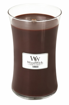 _DISCONTINUED_Timber WoodWick Candle 22oz.