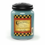 CLOSEOUT - Tranquility 26 oz. Large Jar Candleberry Candle | Candleberry Candle Closeouts