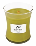 Willow WoodWick Candle 10 oz. | WoodWick Candles 10 oz. Medium Jars