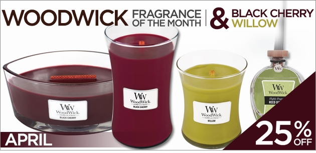 WoodWick Fragrance Of The Month