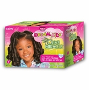 African Pride Dream Kids Olive Miracle No-Lye Creme Relaxer System