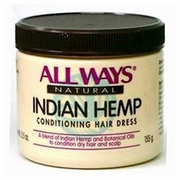 All Ways Natural Indian Hemp Conditioning Hair Dress 5.5oz