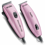 Andis Pivot Motor Clipper & trimmer Combo - Pink #23880