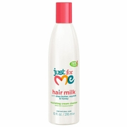 Just For Me Hair Milk Nourishing Creme Cleanser 10oz