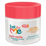 Just For Me Hair Milk Smoothing Edges Creme 4oz