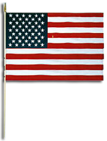 American Stick Flags 8 X 12 12 pack