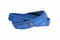 """Autism Awareness"" Rubber Bracelet Wristband - Adult 8"""