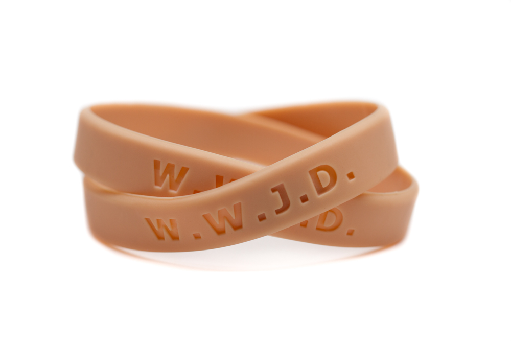Bracelet What Would Do Wristband 8