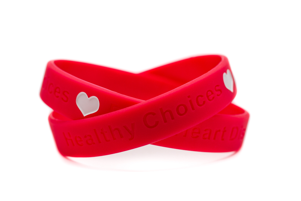 Go Red For Women Magnet American Heart Association Red Ribbon