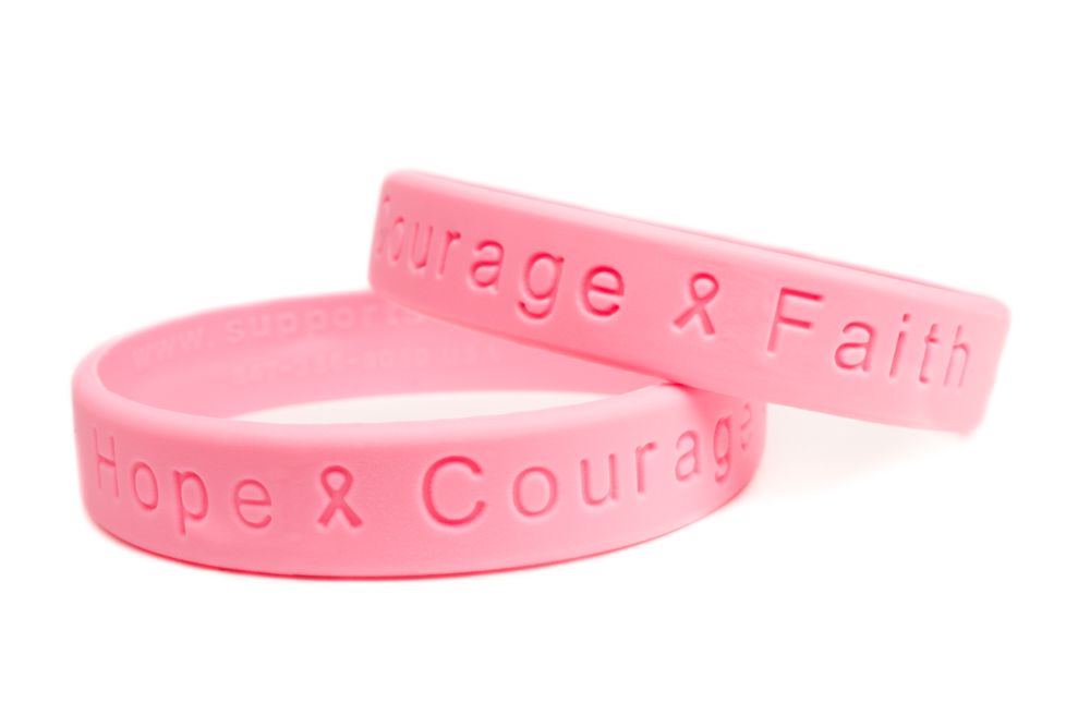 bracelet plastic cancer Breast