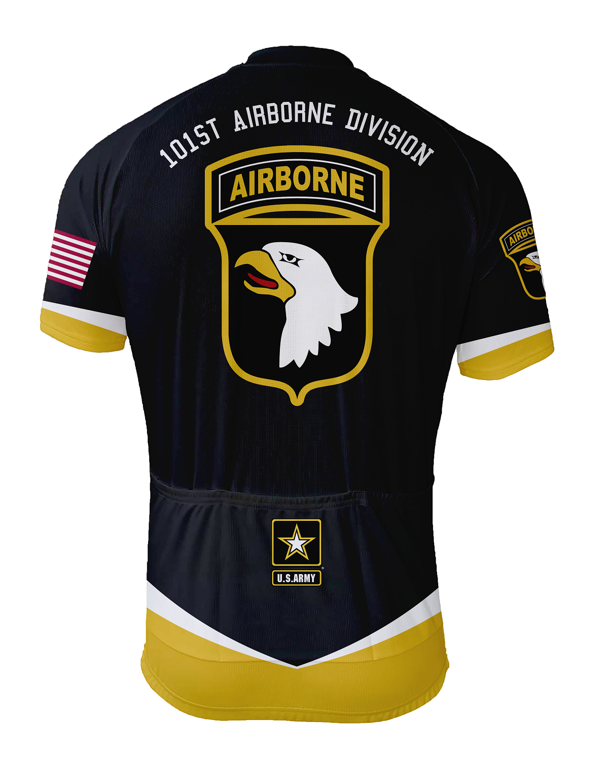 a5831b8e1 101st Airborne Division Cycling Jersey