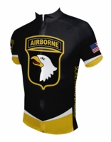 101st Airborne Division Cycling Jersey
